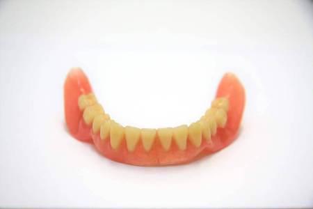 入れ歯の破損
